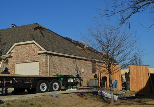Hurst TX Roof Shingles Installation Contractor